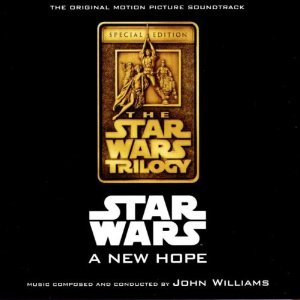 Star Wars: A New Hope Special Edition CD