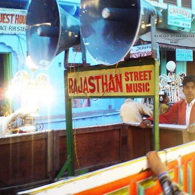 RajasthanStreetMusic