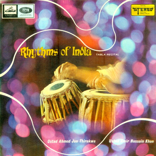 rhytms of india cover