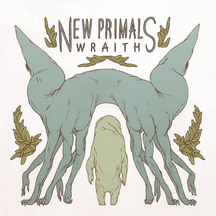 New Primals: Wraith album artwork
