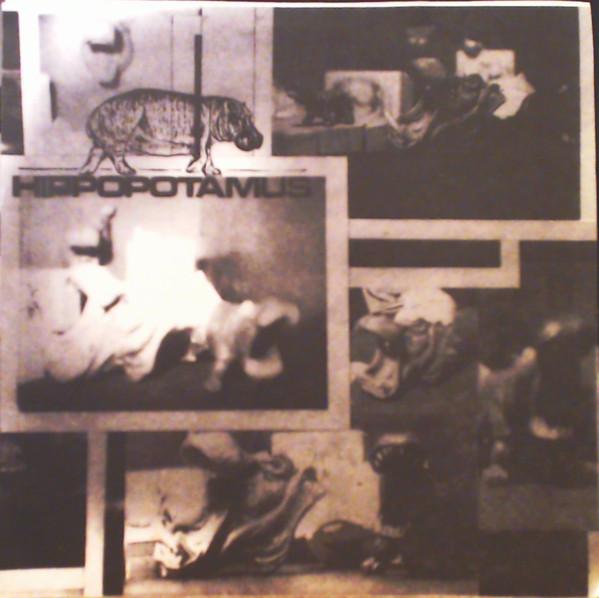 album cover for Hippopotamus 7 inch