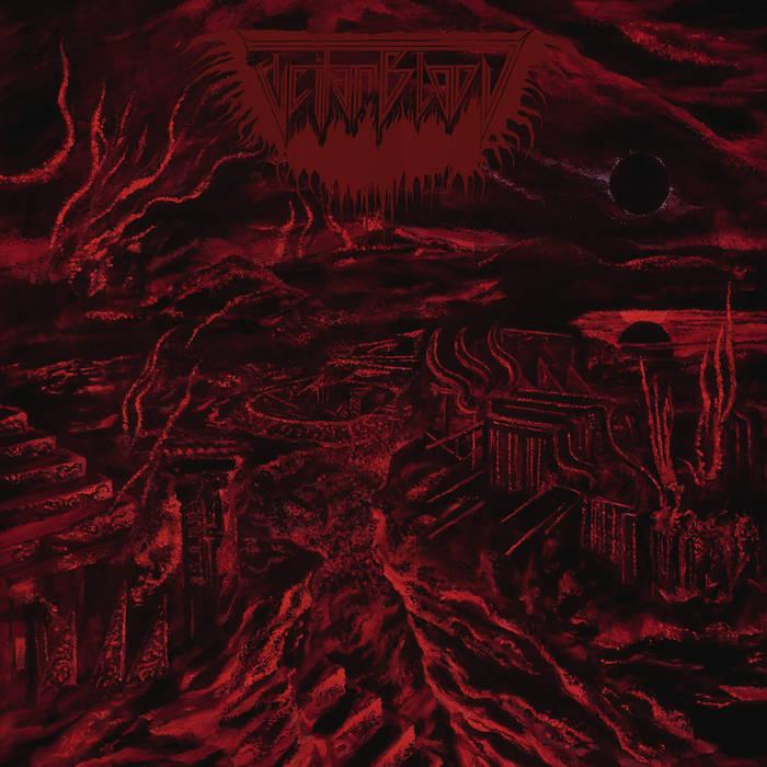 album cover artwork for The Baneful Choir by Teitanblood
