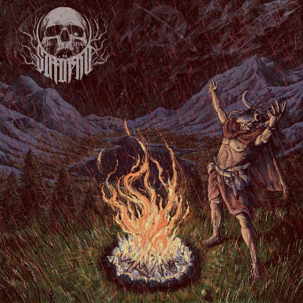 album cover artwork for Menhir by Saturno